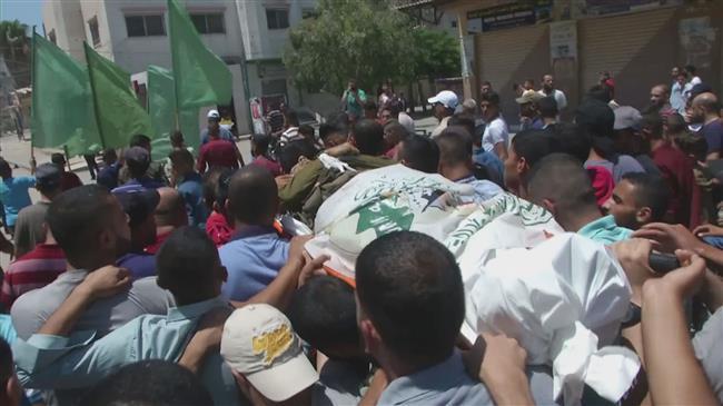Israeli forces kill a Gazan youth on first day of Eid al-Adha