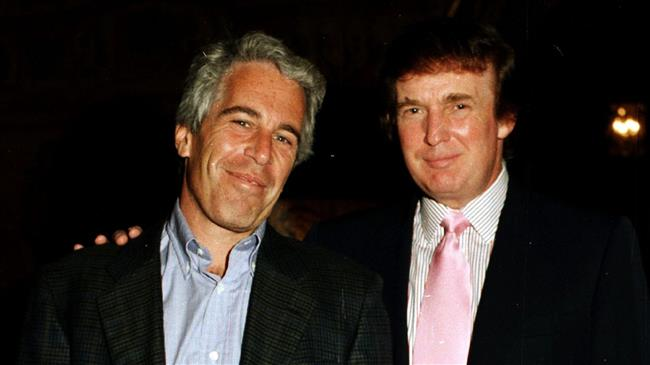'Jeffrey Epstein was obviously working for Israel'