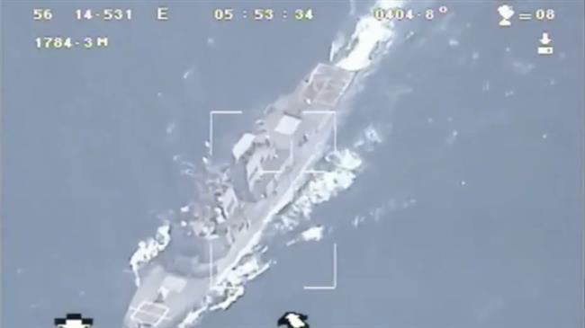 L'Iran saura couler un navire US?