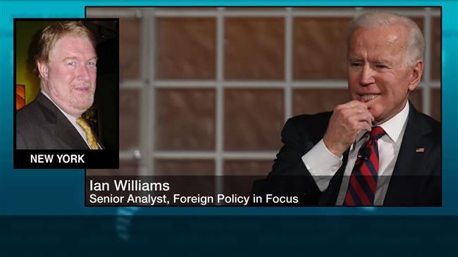 'Joe Biden is disastrous mistake for the Democrats'