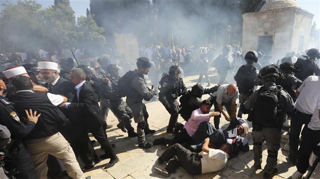 Jordan must expel Israel envoy over al-Aqsa violence: MPs