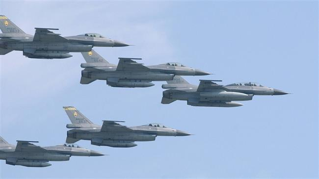 China threatens sanctions over US F-16 sale to Taiwan