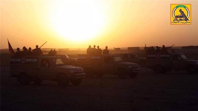 Hashd Sha'abi forces purge 6 villages of Daesh remnants