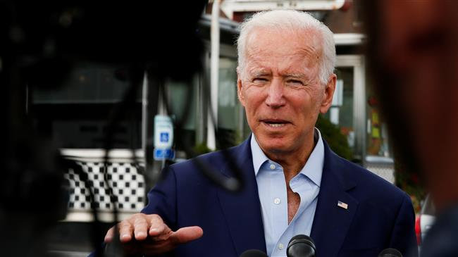 Biden drops another clanger, forgets campaign state