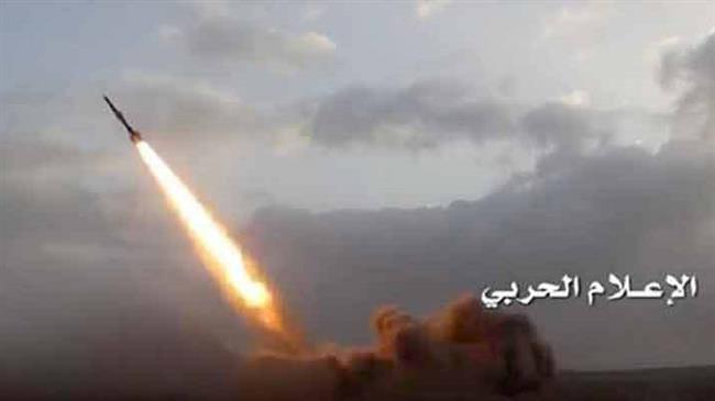 Yemen army targets Saudi troops, mercs with new missile
