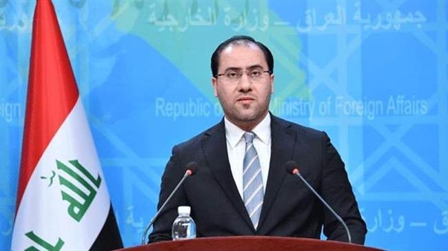 Iraq to act diplomatically against sovereignty breach