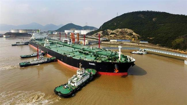 China's oil imports from Iran rise despite US threats