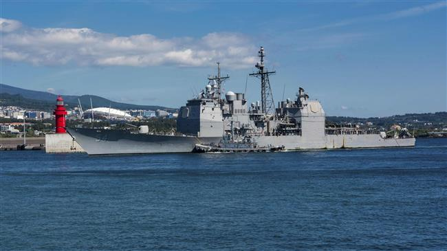 China denies US warship entry to port for visit: US