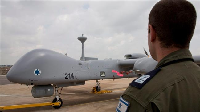 Lebanese army opens fire at intruding Israeli drones