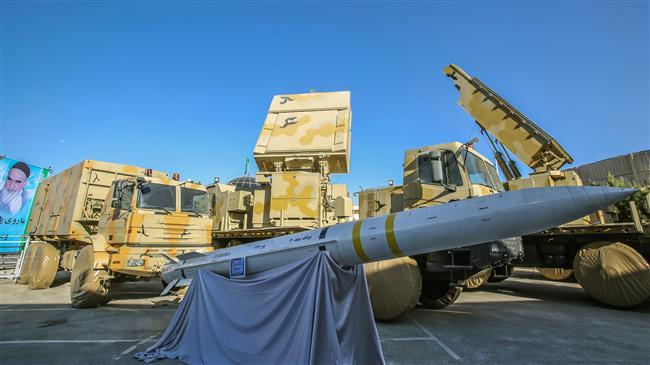 Iran unveils new air defense system