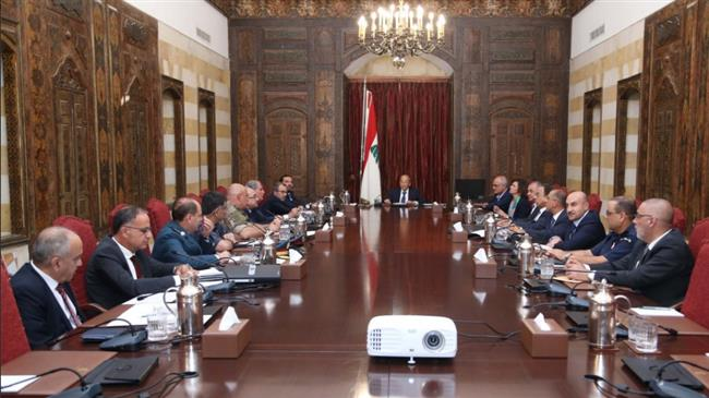 Lebanon says will defend itself by 'any means necessary'