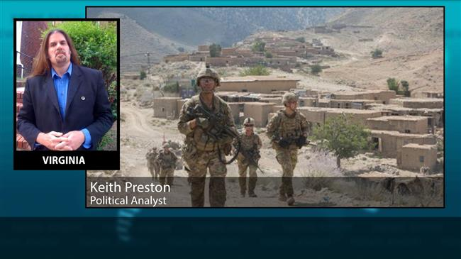 'US war in Afghanistan has become a political liability'