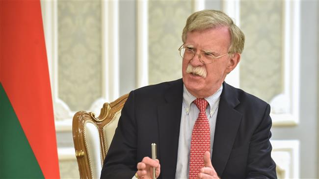 Bolton excluded from Afghan policy over hawkish stance