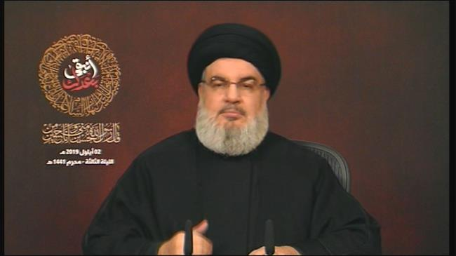 All Israeli forces at risk in case of new attack: Nasrallah