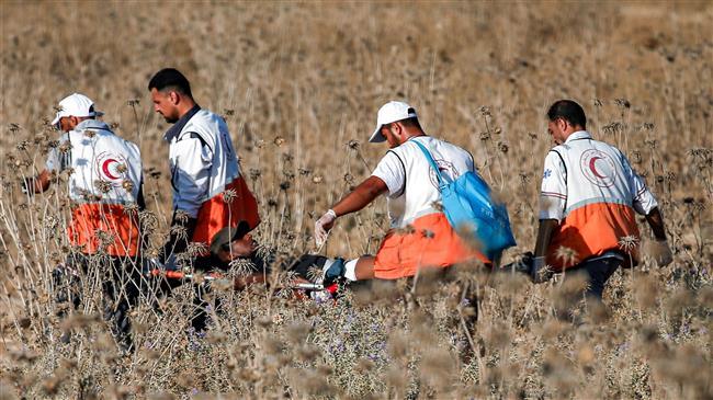Israeli forces kill two Palestinian teens in Gaza