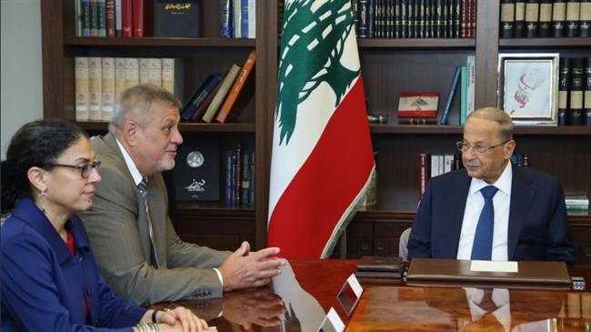 Aoun: Lebanon will defend itself against Israeli aggression