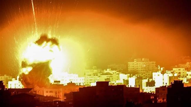 Israel launches relentless bombardment on Gaza