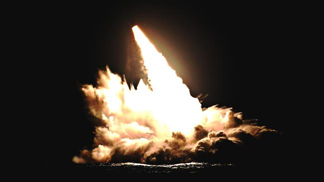 US test fires 4 ballistic missiles amid Russia tensions