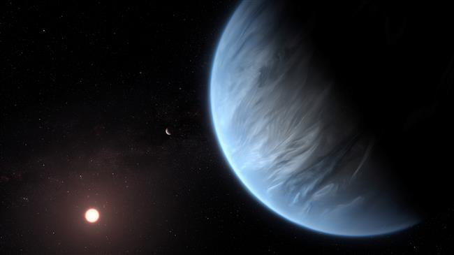 Water found in habitable exoplanet atmosphere