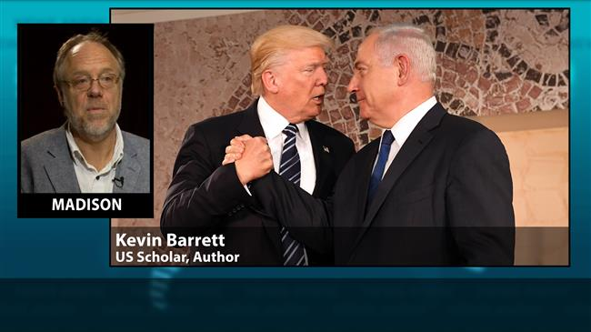 Zionist leaders lied for a century to make Israel: US scholar