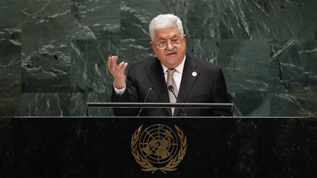 Abbas calls for intl. action against Israel arrogance