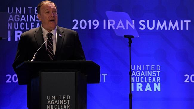 Pompeo addresses terrorist groups in anti-Iran summit
