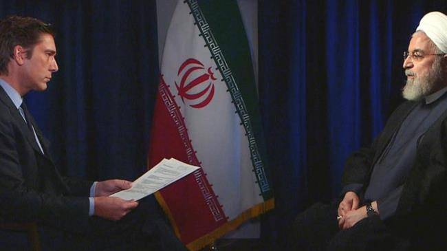 US bans have only strengthened unity in Iran: Rouhani