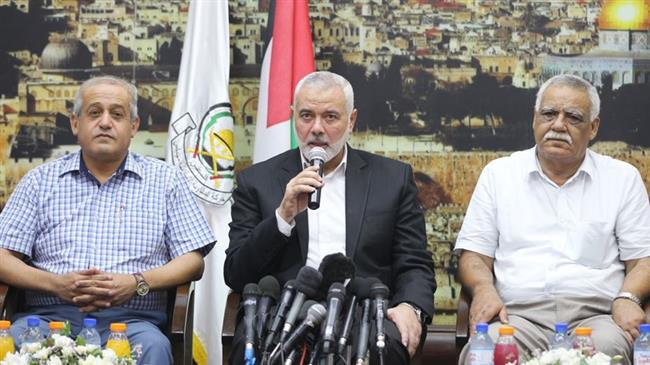 Hamas accepts initiative to end inter-Palestinian rift