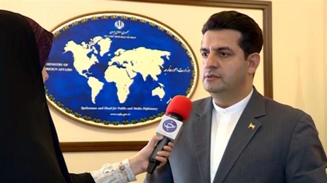 Iran slams 'thuggish' US over Russia, China sanctions