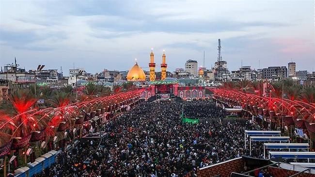 Processions held in Karbala as millions mark Arba'een