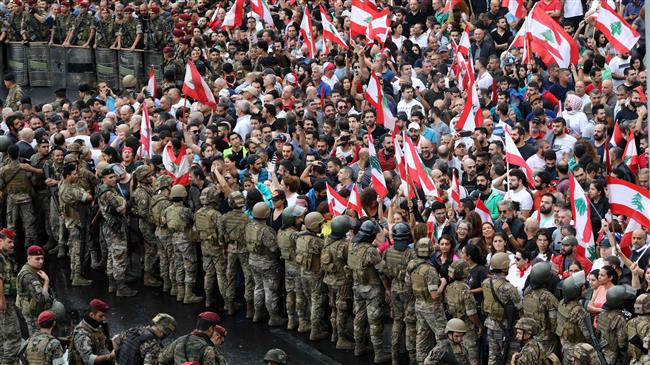 Lebanon protests enter 7th day despite reform package
