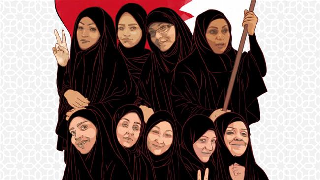 Bahrain under fire for torturing detained female activists