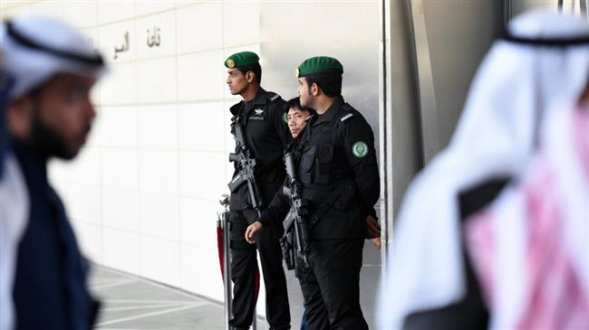UK admits to security training to protect Saudi royals