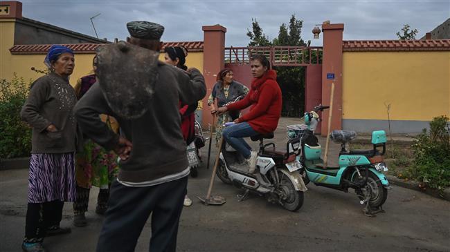 China dismisses 'fake' Western reporting on Uighurs