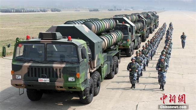 La Chine barricade le ciel syrien!