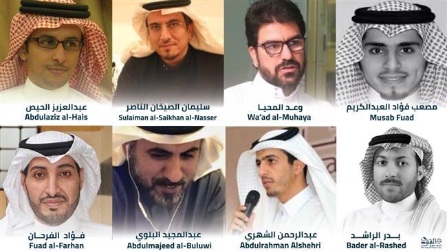 Saudi Arabia detains more anti-regime dissidents