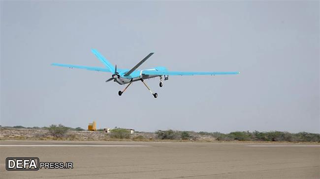 Iran: le drone antinavire iranien?