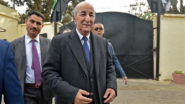 """Algérie: la surprise """"Tebboune """"?"""