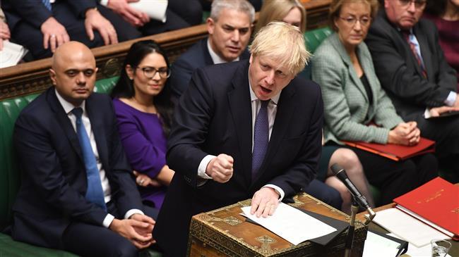Brexit bill vote