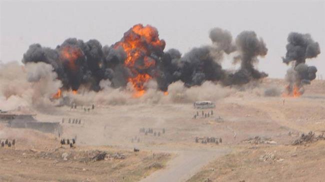 Deir ez-Zor : la base US frappée!