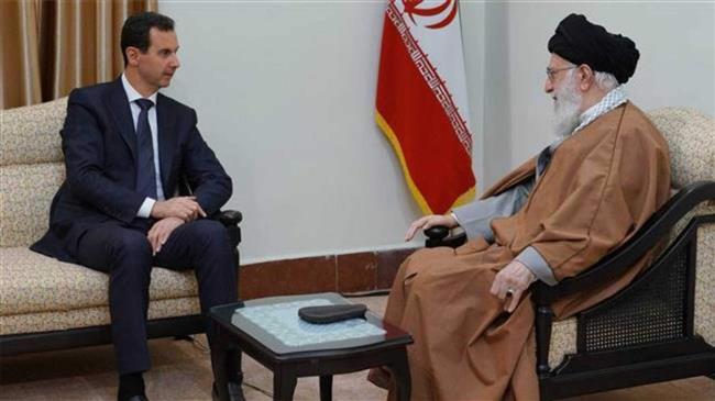 Assad expresses condolences over Soleimani's assassination