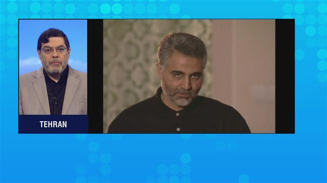 'Gen. Soleimani's assassination act of war against Iranians'
