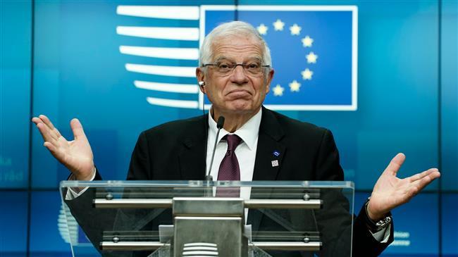'EU all talk, no action to save JCPOA'