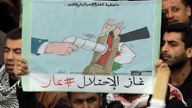 Jordan betraying Palestinians through BDS boycott: Analyst