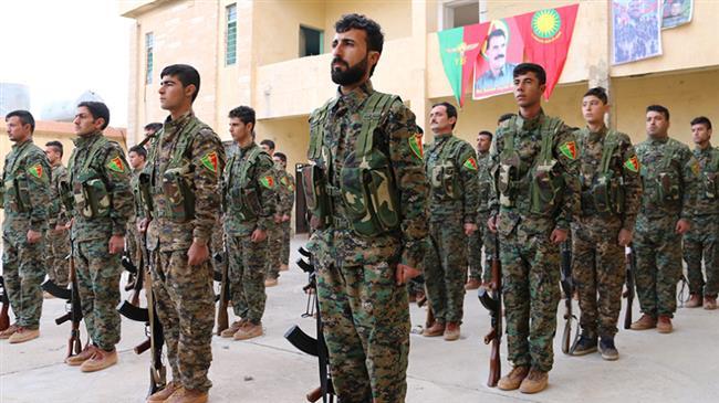 Five PKK-linked militiamen slain as unknown aircraft hits Iraq