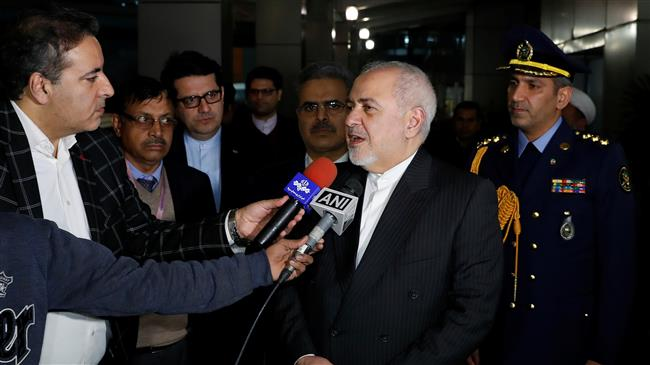 Zarif: Europeans sold out remnants of Iran deal to appease Trump