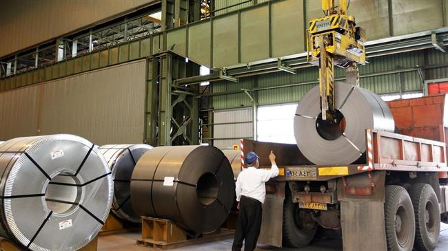 Iran: Steel exports set to touch $5 billion despite US war