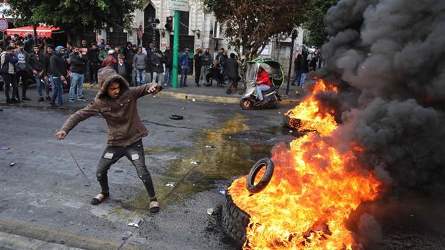 Political manipulation behind violence in Lebanon: UN