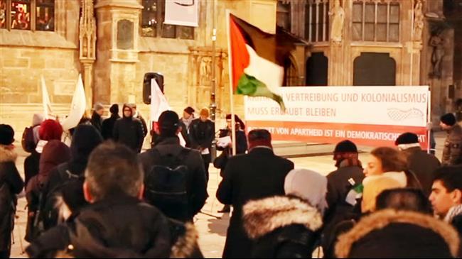 BDS protests criminalization by Austrian govt.
