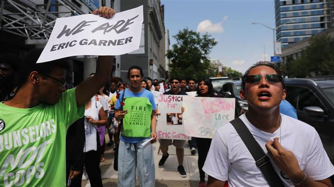 Mistrust of police fueling gun violence in US: Report